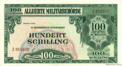 100 Shilling AUTRICHE  1944 P.110a NEUF