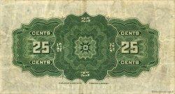 25 Cents CANADA  1923 P.011c TTB