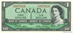 1 Dollar CANADA  1954 P.074b NEUF