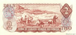 2 Dollars  CANADA  1974 P.086a SUP+