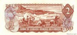 2 Dollars CANADA  1974 P.086b NEUF
