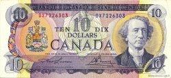 10 Dollars CANADA  1971 P.088c pr.SUP