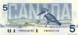 5 Dollars CANADA  1986 P.095b pr.NEUF