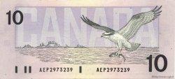10 Dollars CANADA  1989 P.096a SUP+