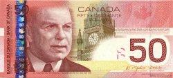 50 Dollars CANADA  2004 P.104 SPL
