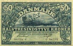 50 Kroner DANEMARK  1942 P.032d SUP