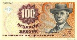 100 Kroner DANEMARK  2003 P.061b NEUF