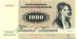 1000 Kroner DANEMARK  1992 P.053e pr.NEUF