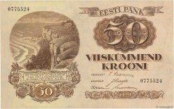 50 Krooni ESTONIE  1929 P.65a SUP+