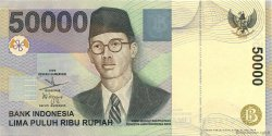 50000 Rupiah INDONÉSIE  1999 P.139a NEUF