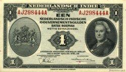 1 Gulden INDES NEERLANDAISES  1943 P.111a NEUF