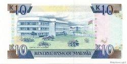 10 Kwacha MALAWI  1992 P.25b NEUF