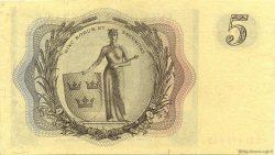 5 Kronor SUÈDE  1954 P.42a SPL