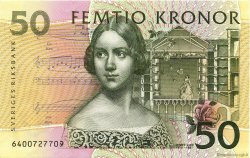 50 Kronor SUÈDE  1996 P.62a NEUF