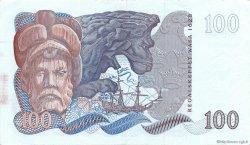 100 Kronor SUÈDE  1980 P.54c pr.SPL