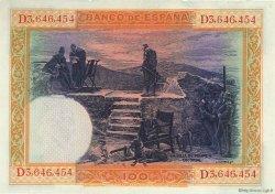 100 Pesetas ESPAGNE  1925 P.069c SUP