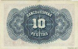 10 Pesetas ESPAGNE  1936 P.086a SUP