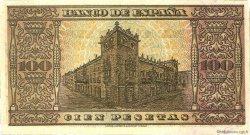 100 Pesetas ESPAGNE  1938 P.113 SPL