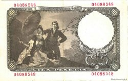 100 Pesetas ESPAGNE  1946 P.131a SUP