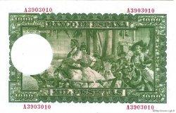 1000 Pesetas ESPAGNE  1951 P.143a pr.NEUF