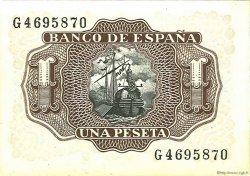 1 Peseta ESPAGNE  1953 P.144a SPL