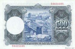 500 Pesetas ESPAGNE  1954 P.148a pr.NEUF