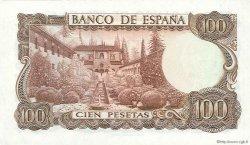 100 Pesetas ESPAGNE  1970 P.152a pr.NEUF