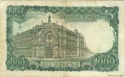1000 Pesetas ESPAGNE  1971 P.154 TB