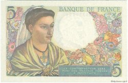5 Francs BERGER FRANCE  1947 F.05.07a NEUF