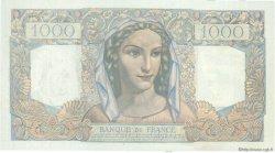 1000 Francs MINERVE ET HERCULE FRANCE  1946 F.41.17 SPL+