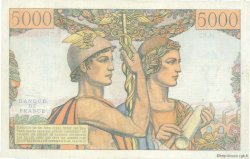5000 Francs TERRE ET MER FRANCE  1951 F.48.05 TTB+