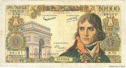 10000 Francs BONAPARTE FRANCE  1957 F.51.08 pr.TB