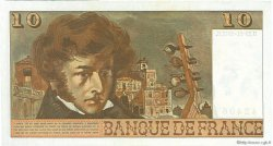 10 Francs BERLIOZ FRANCE  1972 F.63.01 SUP+