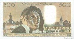 500 Francs PASCAL FRANCE  1983 F.71.29 SPL+