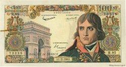 100 Nouveaux Francs BONAPARTE FRANCE  1960 F.59.09 TTB