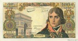 100 Nouveaux Francs BONAPARTE FRANCE  1961 F.59.11 TTB