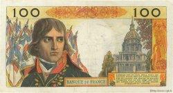 100 Nouveaux Francs BONAPARTE FRANCE  1962 F.59.13 pr.TTB