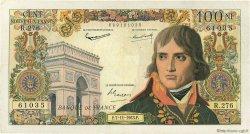 100 Nouveaux Francs BONAPARTE FRANCE  1963 F.59.24 TTB