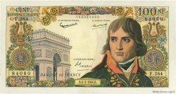 100 Nouveaux Francs BONAPARTE FRANCE  1964 F.59.25 TTB à SUP