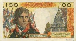 100 Nouveaux Francs BONAPARTE FRANCE  1964 F.59.25 TTB