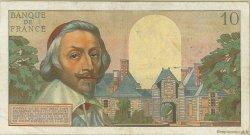 10 Nouveaux Francs RICHELIEU FRANCE  1960 F.57.10 TB+