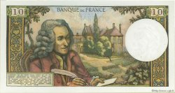 10 Francs VOLTAIRE FRANCE  1969 F.62.39 SUP+