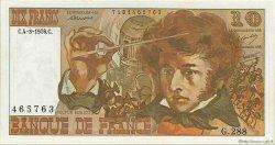 10 Francs BERLIOZ FRANCE  1976 F.63.18 pr.SUP
