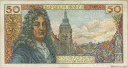 50 Francs RACINE FRANCE  1962 F.64.01 TB+