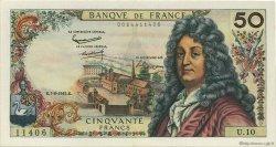 50 Francs RACINE FRANCE  1962 F.64.01 SUP+