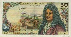 50 Francs RACINE FRANCE  1968 F.64.11 TTB