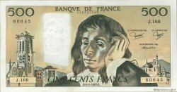 500 Francs PASCAL FRANCE  1983 F.71.28 SUP
