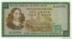 10 Rand AFRIQUE DU SUD  1975 P.113c pr.SPL