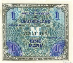 1 Mark ALLEMAGNE  1945 P.192b NEUF