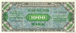 1000 Mark ALLEMAGNE  1945 P.198b NEUF
